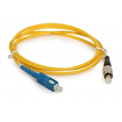 UPC 2.0mm Simplex Fiber Optic Patch Cord Singlemode patchcord SC - FC