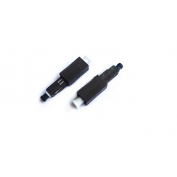 FC SC ST LC MU Optical Fiber Attenuator Simplex and duplex for Wide Area Networks