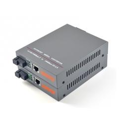 1000M Single-Mode Single Fiber Optic Media Converter