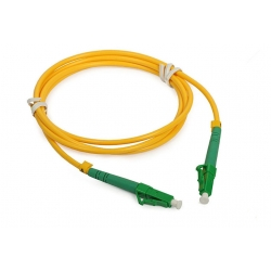 Precision LC FC SC ST 50 / 125 Fiber Optic Patch Cord LSZH PVC Singlemode / Multimode