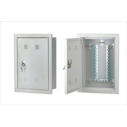 Metal Distribution Box Inbuilt Type 100 pairs