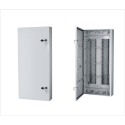 Metal Distribution Cabinet Wallmount Type 680 Pair