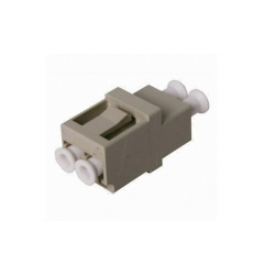 Ceramic or Bronze Fiber Optic Modulos Duplex Insertion loose 0.3 dB , Zirconia sleeve