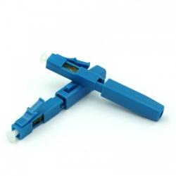 Fiber Optical LC/UPC Quick Connectors