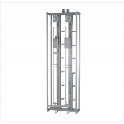 Distribution Open Rack For Krone Modules 1200 pairs