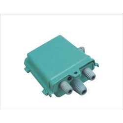 Aluminium Outdoor DP Box 20 Pair Distribution Box