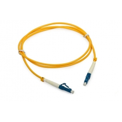 LC / PC Patch Cord Cable Singlemode Telcordia's GR-326-Core , IEC Standard