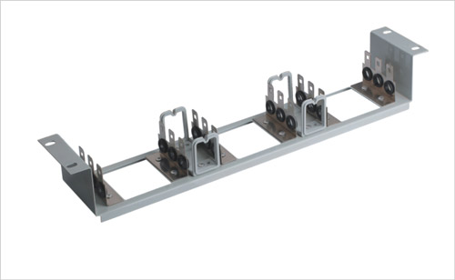 90 Pair Mounting Frame For 19 Inch Rack
