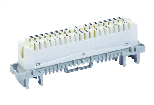 Krone LSA Connection&Disconnection Module 10 Pair Profile Type