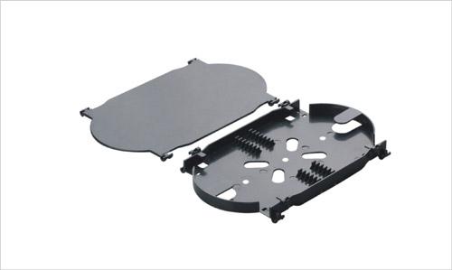 Cassette for FO Splicing 12 core Fiber Optic Splicing Tray