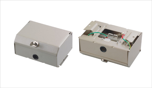 DP Box For Profile Module with Earth Clip