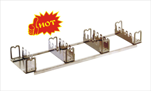 150 Pair Mounting Frame For 19 Inch Rack