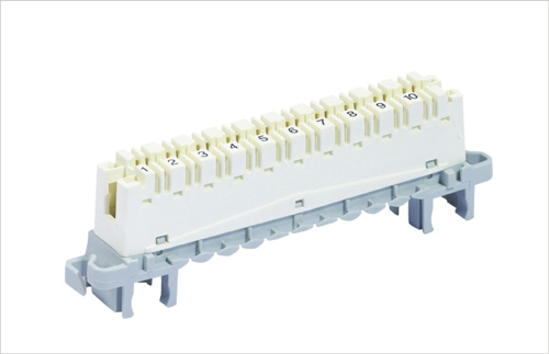 10 Pair Profile High Band Module