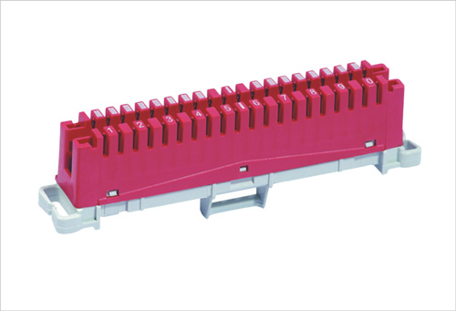 Krone LSA Switching Module 10Pair Back mount typ and Profile type