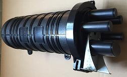 24-96 Core Fiber Optic Splice Closure for Wall mounted