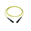 Fiber Optic Adapter Singlemode 1M SX LSZH Corning Fiber Optic Cable For CATV
