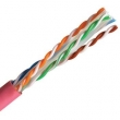Cat6A U / UTP, 23AWG High Speed Transmission Unshielded Ethernet Cable