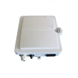 12 Core FTTH Outdoor Fiber Optic Terminal box with lock