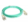 Fiber Optic Patch Cord SC Low insertion loss Fiber Optic Cable 62.5 / 125