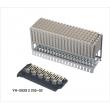 MDF TB-7100-100 Pair Terminal Block MDF Patch Panel