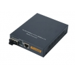 10/100M/1000M Single-mode Fiber Optic Media Converter