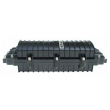 48 Core Horizontal Inline Fiber Splice Enclosure 4 Ports