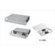 FO Patchpanels 2U Sliding Grey