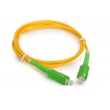 MM sc to sc Fiber Optic Patch Cord Simplex , Network patch cords